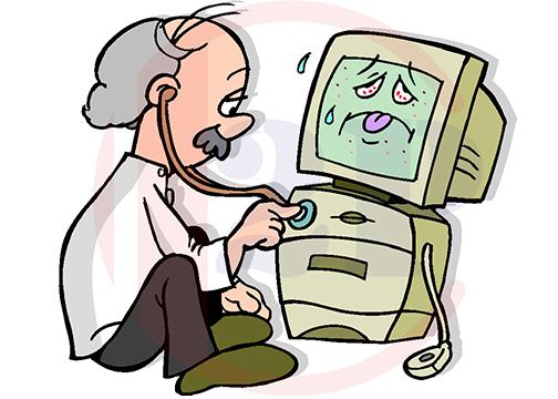 Sửa máy tính Chính Kinh
